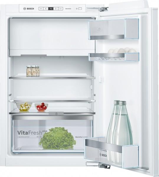 Bosch KIL22AFE0 Serie | 6, Einbau-Kühlschrank mit Gefrierfach, 88 cm