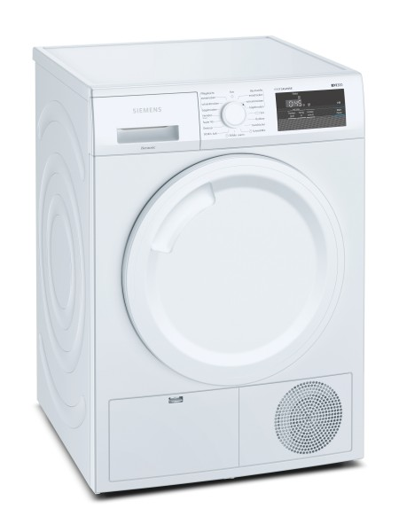 Siemens WT43H082 iQ300, Wärmepumpen-Trockner, 7 kg
