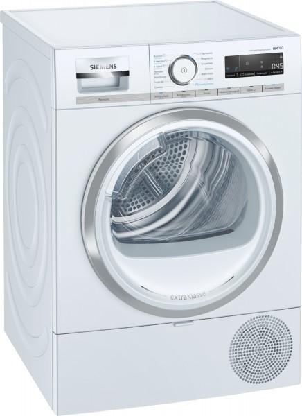 Siemens WT47XK90 iQ700, Wärmepumpen-Trockner, 8 kg extraKLASSE