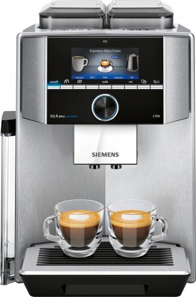 Siemens TI9575X1DE Kaffeevollautomat DACH Variante EQ.9