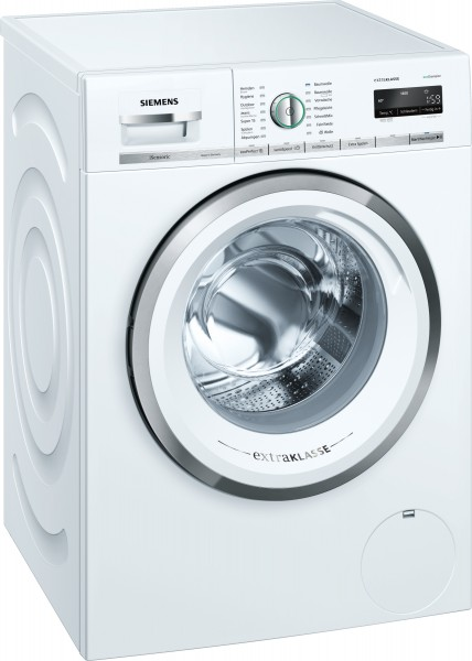 Siemens WM14W4C2 Waschmaschine, Frontlader, 8 kg, iQ700 extraKLASSE