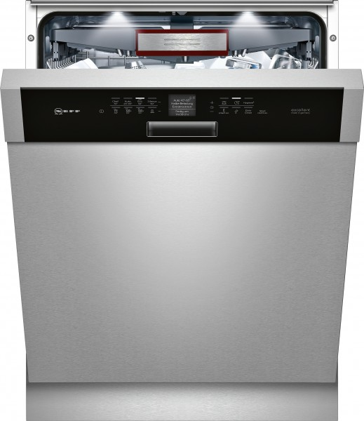 Neff S216T80S2D Unterbau Spülmaschine excellent