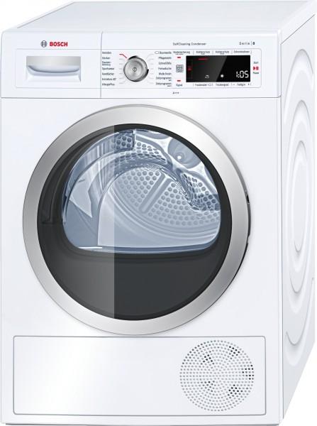 Bosch Wärmepumpentrockner WTW875W0 A