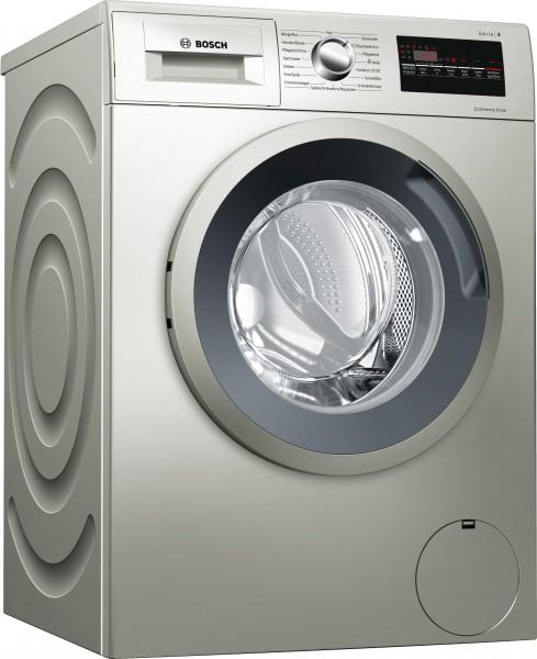 Bosch WAN282VX Serie | 4, Waschmaschine, Frontlader, 7 kg, silber-inox