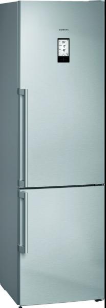 Siemens KG39FPIDP iQ700, Stand Kühl-Gefrier-Kombination Edelstahl