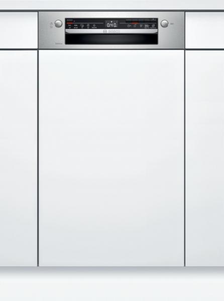 Bosch SPI2HKS41E Serie   2, Teilintegrierter Geschirrspüler, 45 cm, Edelstahl