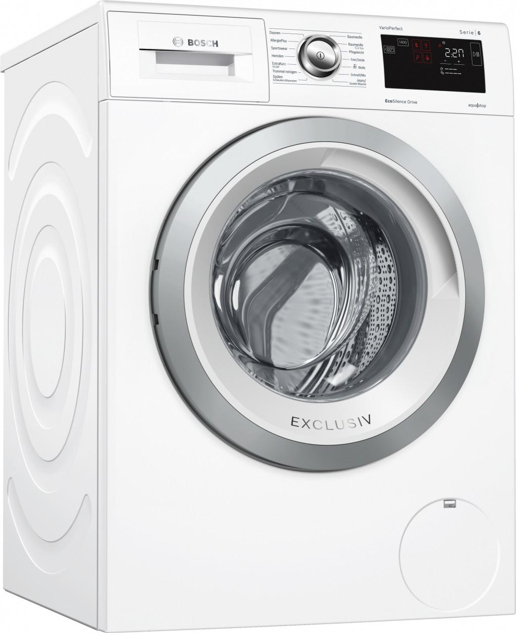 Bosch WAT28590 Waschmaschine Serie 6. Exclusiv