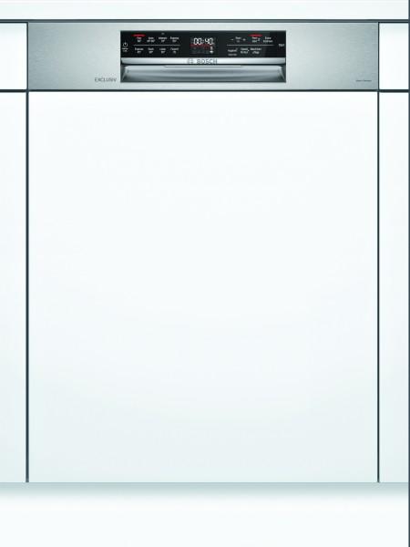 Bosch SMI6ZBS00D Serie | 6, Teilintegrierter Geschirrspüler Exclusiv