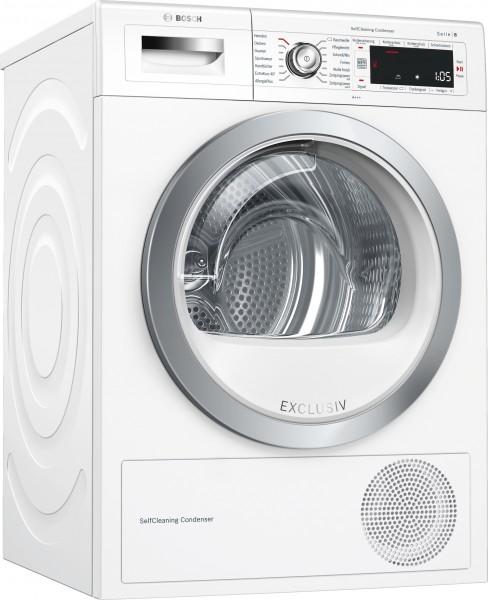 Bosch WTW875E27 Wärmepumpentrockner Exclusiv SelfCleaning Condenser