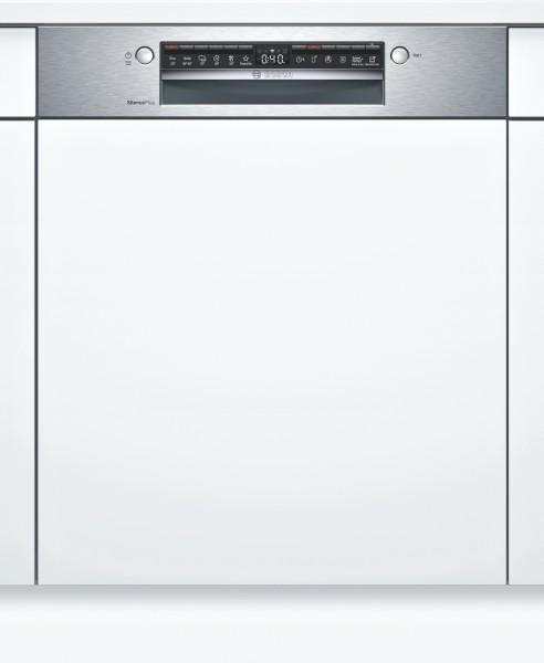 Bosch SMU4ECS14E Serie | 4, Unterbau-Geschirrspüler, 60 cm, Edelstahl