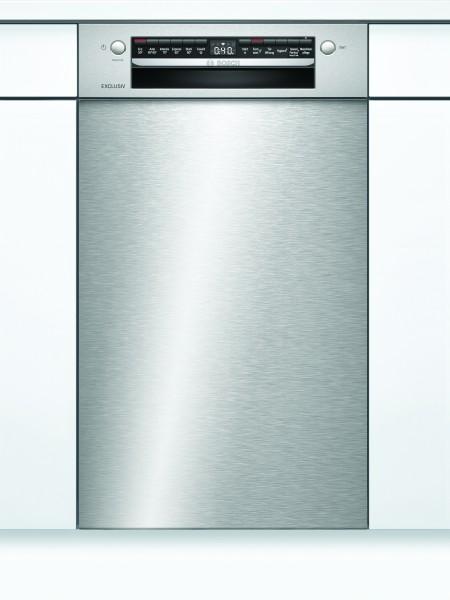 Bosch SPU4ELS00D Serie | 4, Unterbau-Geschirrspüler, 45 cm, Exclusiv