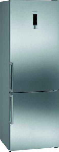 Siemens KG49NXIEP iQ300 Stand Kühl-Gefrier-Kombination Edelstahl