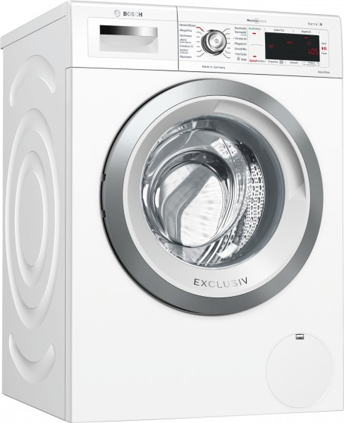 Bosch WAW2849DE Waschmaschine, Frontlader, 8 kg Serie | 8 Exclusiv