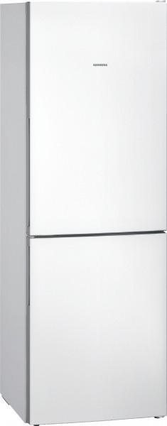 Siemens KG33VVWEA iQ300, Freistehende Kühl-Gefrier-Kombination weiß