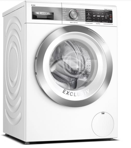 Bosch WAV28E93 HomeProfessional, Waschmaschine, Frontlader, 9 kg, Exclusiv