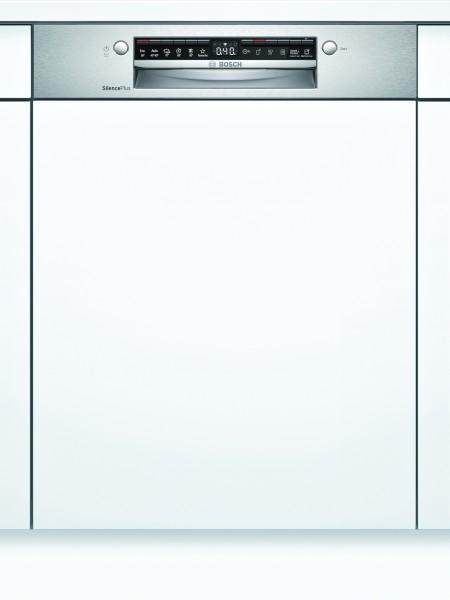 Bosch SMI4HDS52E Serie | 4, Teilintegrierter Geschirrspüler, 60 cm, Edelstahl