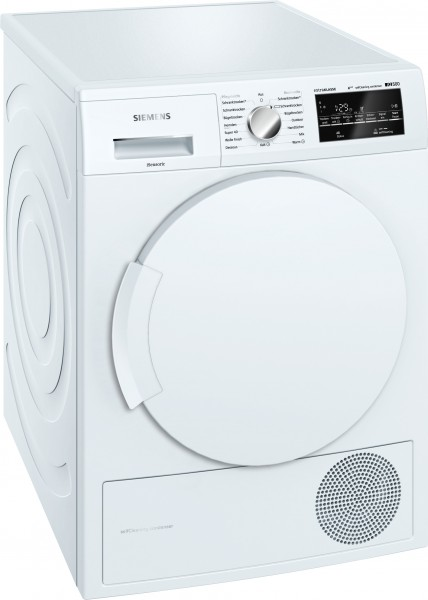 Siemens WT45W493 Wärmepumpentrockner selfCleaning condenser extraklasse