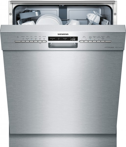 Siemens SN436S00ID Unterbau Spülmaschine IQ300 extraKLASSE