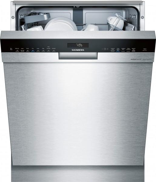 Siemens SN458S01PD Spülmaschine Unterbaugerät edelstahl extraKLASSE