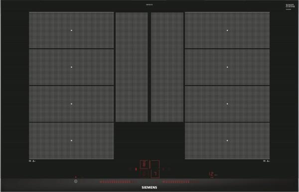 Siemens EX875LYC1E Induktions Kochstelle 80cm Glaskeramik