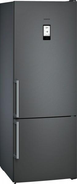 Siemens KG56NHX3P Kühl-Gefrier-Kombination  IQ500 schwarz