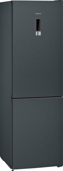 Siemens KG36NXX4A  Kühl-Gefrier-Kombination black inox. IQ300 noFrost