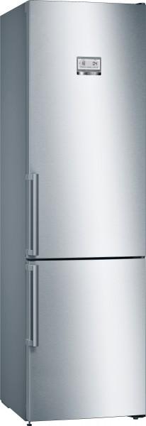 Siemens KGN39AIDR Serie | 6, Stand Kühl-Gefrier-Kombination Edelstahl
