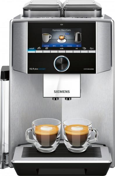 Siemens TI957FX1DE Kaffeevollautomat EQ.9 extraKLASSE
