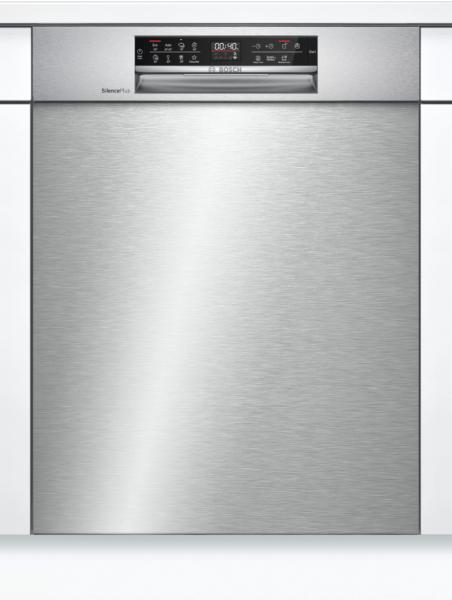 Bosch SMU6ECS57E Serie   6, Unterbau-Geschirrspüler, 60 cm, Edelstahl