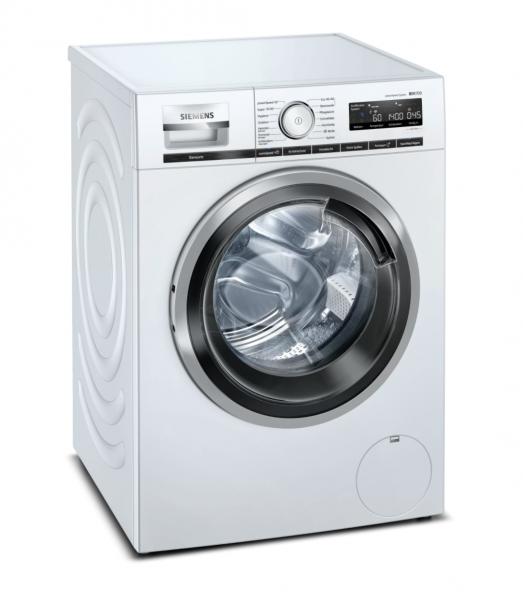 Siemens WM14VG43 iQ800, Waschmaschine, Frontlader, 9 kg, 1400 U/min.