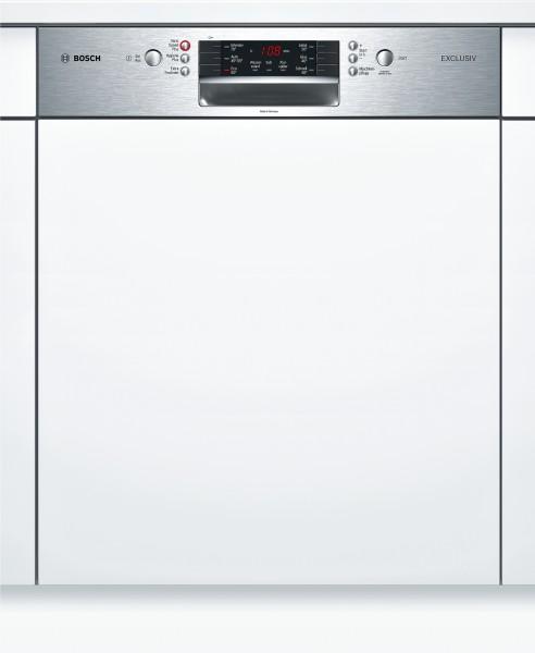 Bosch SMI46TS00D Spülmaschine intergriert SuperSilence Exclusiv