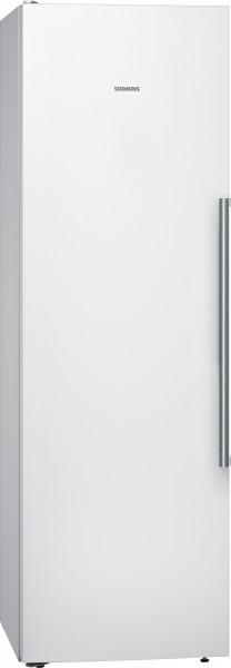 Siemens KS36VAWEP iQ500, Freistehender Kühlschrank, 186 x 60 cm, weiß