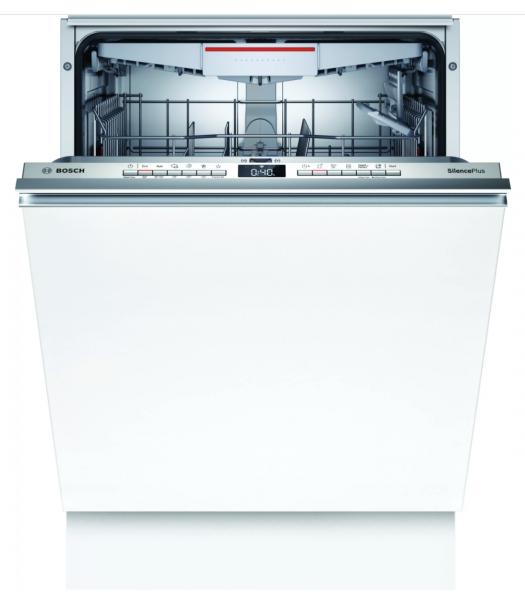 Bosch SBV4HCX48E Serie   4, Vollintegrierter Geschirrspüler, 60 cm, XXL
