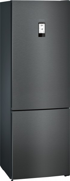 Siemens KG49NAXDP iQ500, Stand Kühl-Gefrier-Kombination  blackSteel