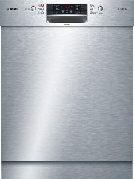 Bosch SMU46MS01D Unterbauspüler Edelstahl Silence Plus Exclusiv