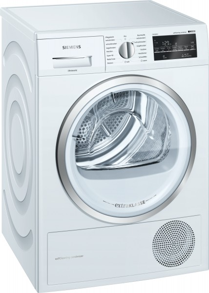 Siemens WT45W492 Wärmepumpen-Trockner IQ500 extraKLASSE