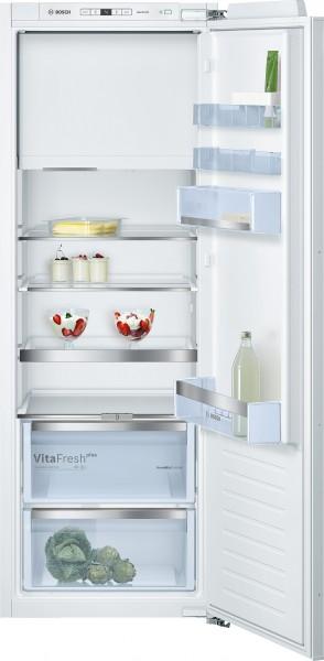 Bosch KIL72AFE0 Serie   6, Einbau-Kühlschrank mit Gefrierfach, 158 cm