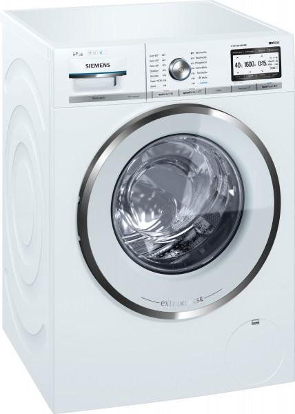 Siemens WM6YH891 Waschvollautomat iQ800 extraKLASSE