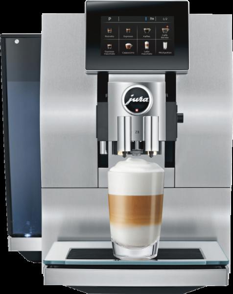 Jura Z8 Aluminium (Modell 2018) Kaffeevollautomat