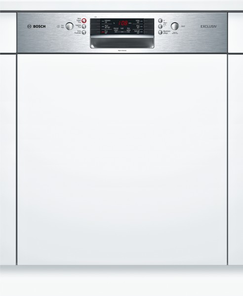 Bosch SMI46MS03D Spülmaschine intergriert PerfectDry Exclusiv