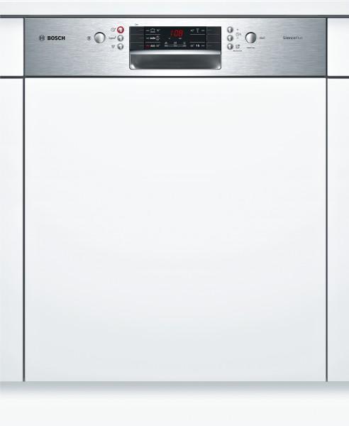 Bosch SMI45KS02E Serie | 4, Teilintegrierter Geschirrspüler, Edelstahl