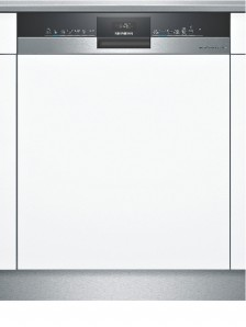 Siemens SN53HS00BD iQ300, Integrierter Geschirrspüler Edelstahl extaKLASSE