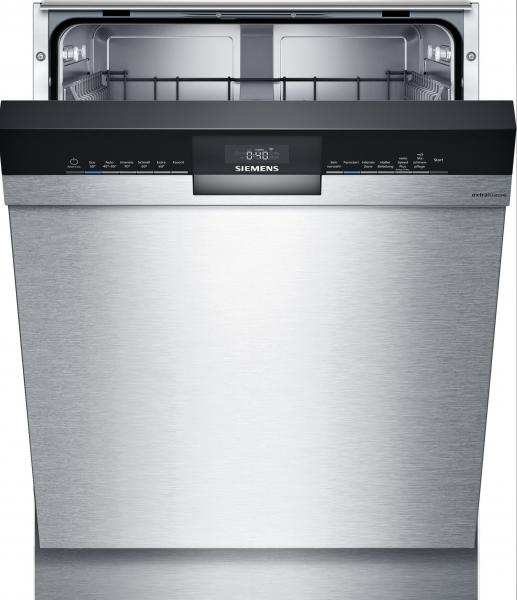 Siemens SN43HS00BD iQ300, Unterbau-Geschirrspüler, 60 cm, Edelstahl extraKLASSE
