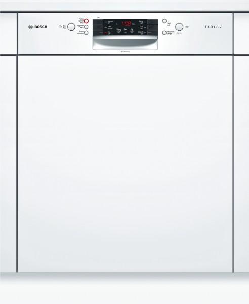 Bosch SMI46TW00D Spülmaschine integriert weiß Exclusiv