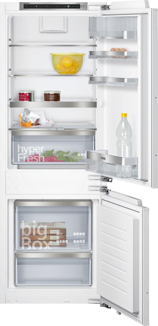 Siemens KI77SAD40 iQ500, Einbau-Kühl-Gefrier-Kombination