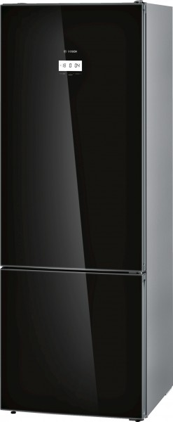 Bosch KGF56HB40 Kühl Gefrierkombi XXL vitaFresh colorGlass
