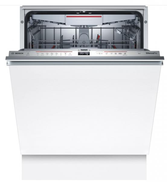 Bosch SMV6ECX69E Serie | 6, Vollintegrierter Geschirrspüler, 60 cm