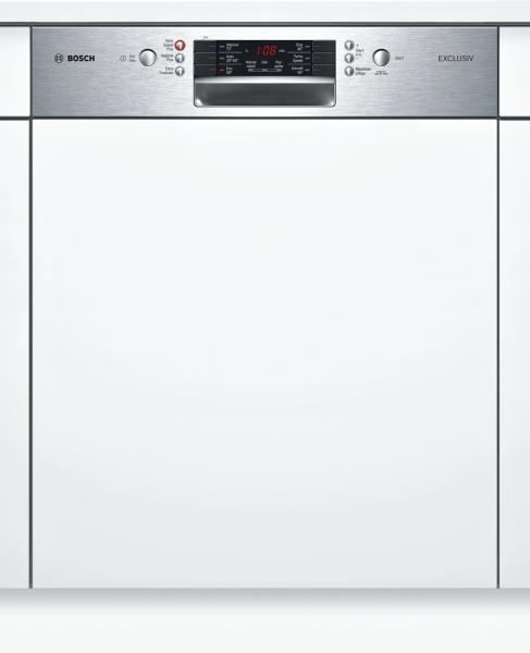 Bosch SMI46HS00D Serie | 4, Teilintegrierter Geschirrspüler, 60 cm, Exclusiv