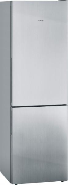 Siemens KG36EVL4A Kühl-Gefrier-Kombination  inox-look iQ300