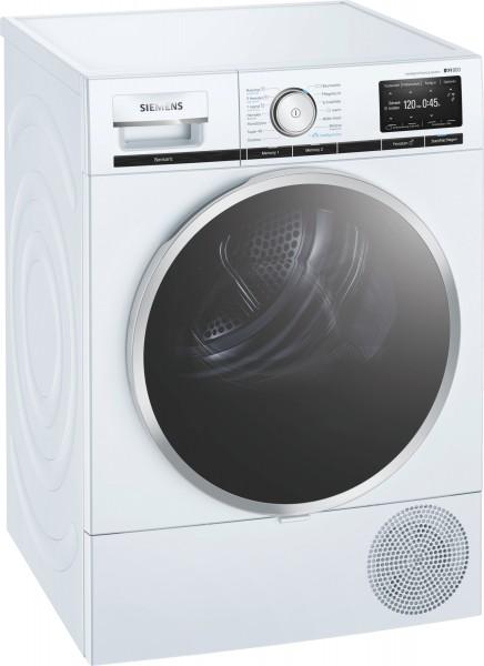 Siemens WT47XE40 iQ800, Wärmepumpen-Trockner, 9 kg